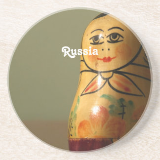 Matryoshka Doll Coaster