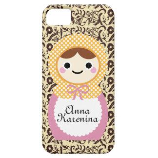 Matryoshka Doll iPhone 5 Cases