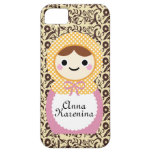 Matryoshka Doll iPhone 5 Cover