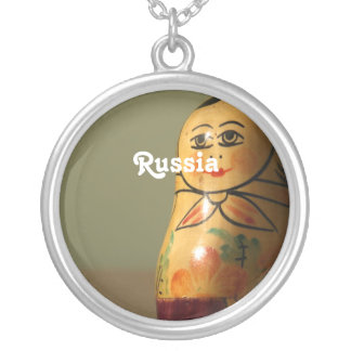 Matryoshka Doll Custom Jewelry