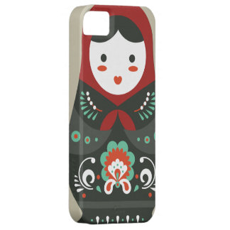 Matryoshka doll / Russian nesting/nested doll Barely There iPhone 5 Case