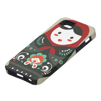 Matryoshka doll / Russian nesting/nested doll iPhone 5 Covers