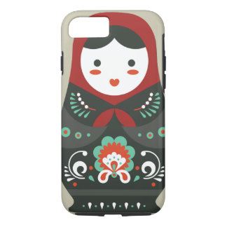 Matryoshka doll / Russian nesting/nested doll iPhone 7 Case