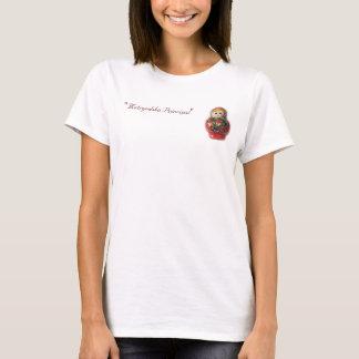Matryoshka Principle T-Shirt