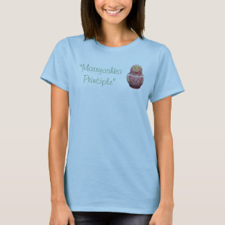 Matryoshka Principle T-Shirt
