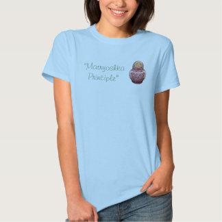 Matryoshka Principle Tee Shirt