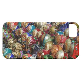 Matryoshka (Russian doll) iPhone 5 Case