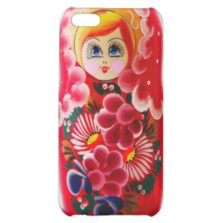 Matryoshka (Russian doll) iPhone 5C Case