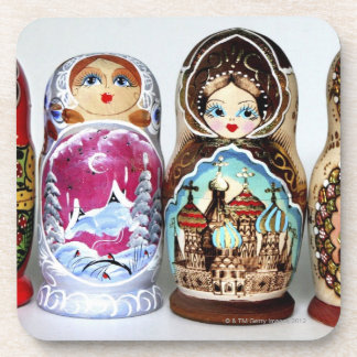 Matryoshkas Coaster
