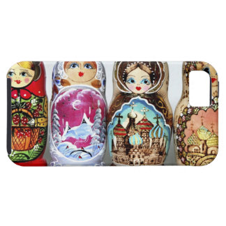 Matryoshkas Tough iPhone 5 Case