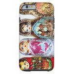 Matryoshkas Tough iPhone 6 Case