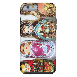 Matryoshkas Tough iPhone 6 Case