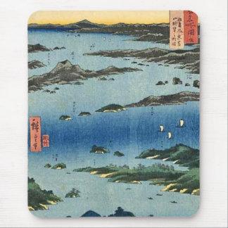 Matsushima Mutsu Mousemats