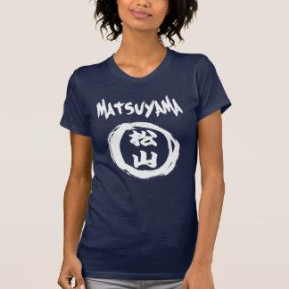 Matsuyama Graffiti Tshirts