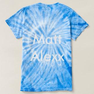 Matt Alexx Tye Dye Selfie Shirt