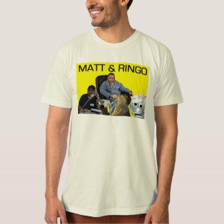 Matt and Ringo Shirt 2