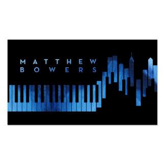 Matt Bowers business card