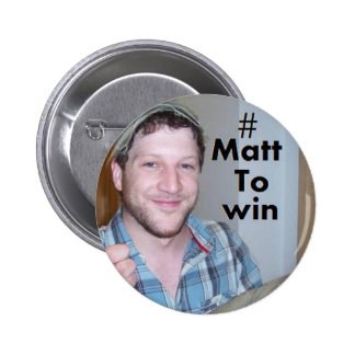 Matt Cardle to win x Factor 2010 Pins