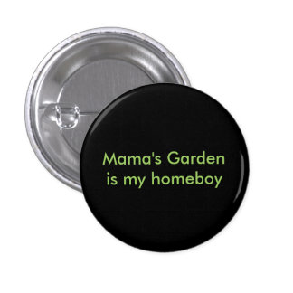Matt Cohen likes his food organic 3 Cm Round Badge