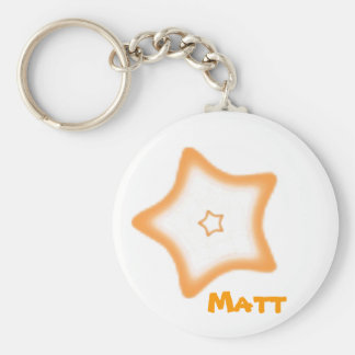 Matt Key Chains
