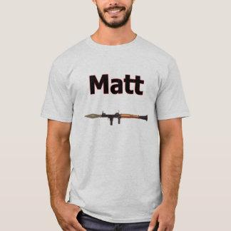 Matt RPG T-Shirt