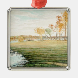 Mattaponi River Ornament
