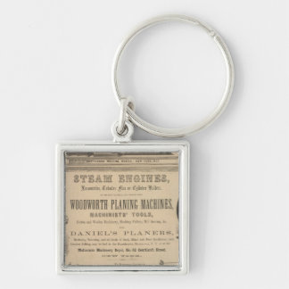 Matteawan Machinery Depot Key Ring