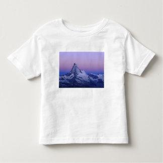 Matterhorn at dawn, Zermatt, Swiss Alps, Toddler T-Shirt