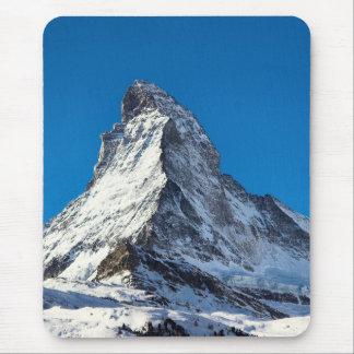 Matterhorn photo mouse pad