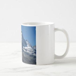 Matterhorn Swiss Alps Classic White Mug