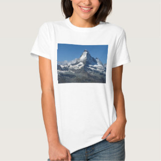 Matterhorn Swiss Alps Women's Basic T-Shirt