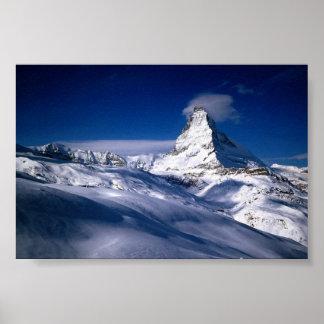 Matterhorn, Switzerland Poster