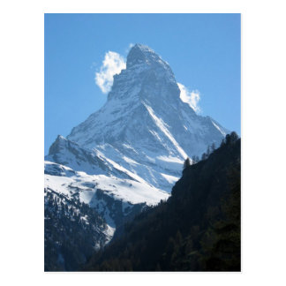 Matterhorn, Zermatt 1 Postcard