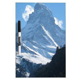 Matterhorn, Zermatt Dry Erase Board