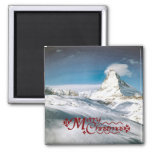 Matterhorn, Zermatt Fridge Magnet