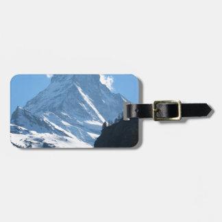 Matterhorn, Zermatt Luggage Tag