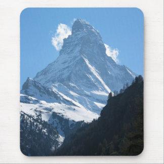 Matterhorn, Zermatt Mouse Mat