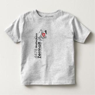 Matterhorn-Zermatt skiing Shirt
