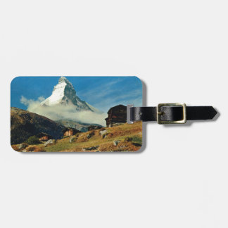 Matterhorn, Zermatt, Switzerland Luggage Tag