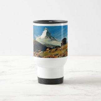 Matterhorn, Zermatt, Switzerland Travel Mug