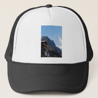 Matterhorn, Zermatt, Switzerland Trucker Hat