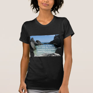 Matters of principle tee shirts