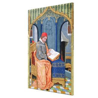 Matthaeus Platearius Canvas Print
