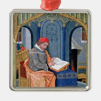 Matthaeus Platearius Christmas Ornament