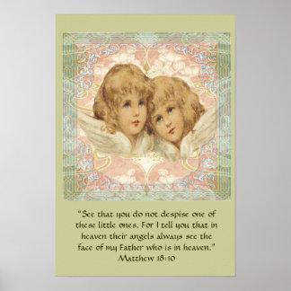 Matthew 18:10 poster