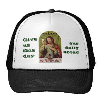 Matthew 6 11 hat
