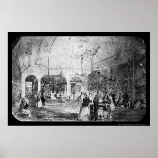 Matthew Brady Daguerreotype 1854 Poster