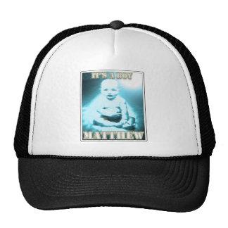 MATTHEW CAP