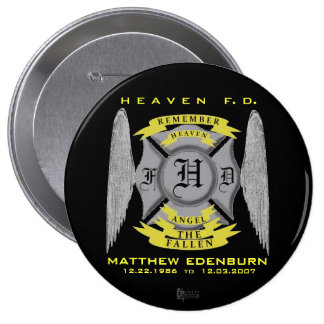 MATTHEW EDENBURN MEMORIAL PIN