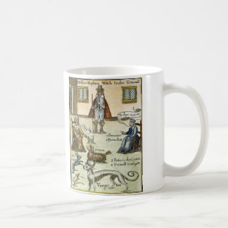 Matthew Hopkins (D 1647) Coffee Mug